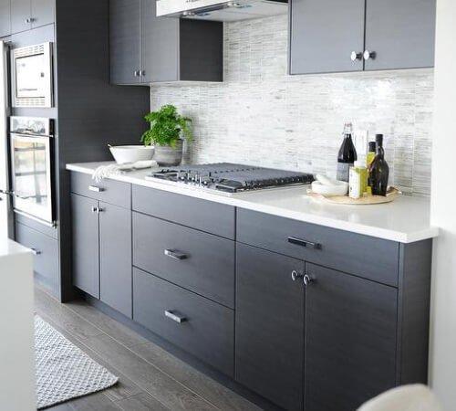 Backsplashes & Cabinets